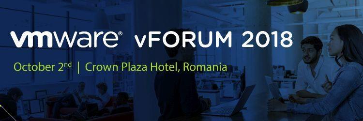 vForum Romania 2018