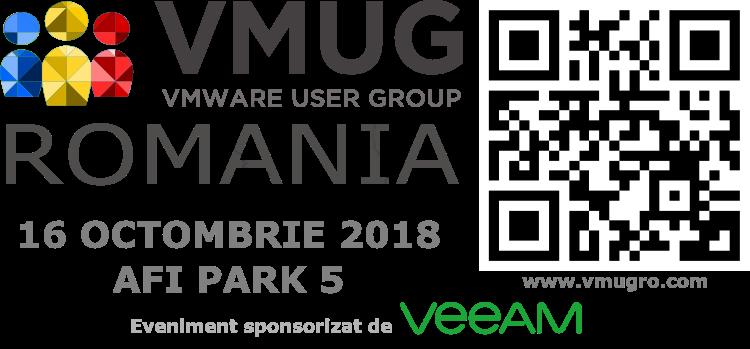 Eveniment VMUG Romania